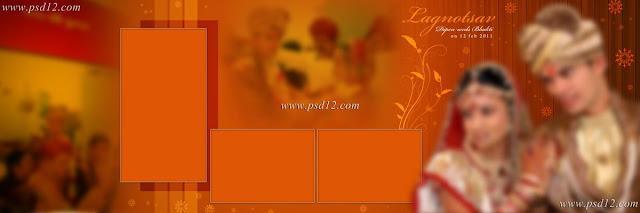 Evergreen 12x36 Album PSD Vol-11 | PSD12