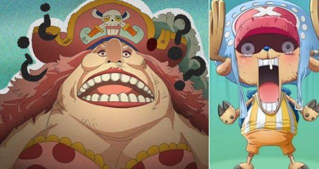 One Piece 941 Spoiler: Big Mom akan Membantu Luffy Kabur dari Penjara!?