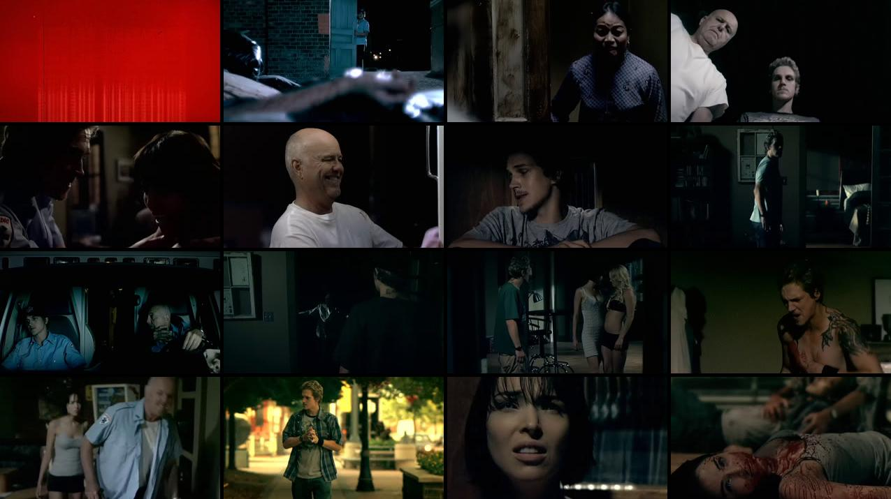 [18+] Bitten 2008 DVDRip 480p 300MB screenshot