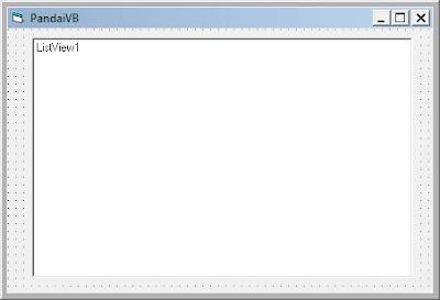 Cara Menampilkan Data Ke Dalam Listview Dengan VB 6 Dan ...