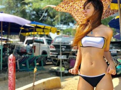 Benafsha Soonawalla turns up the heat in Thailand
