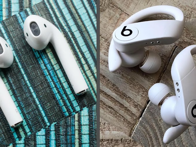 AirPods vs. Powerbeats Pro: The best wireless earphones are…