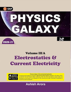 Physics Galaxy by Ashish Arora Electrostatics & Current Electricity Book Pdf