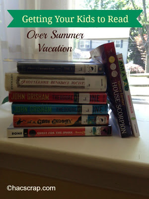 My Scraps | Book Ideas for Middle School Kids