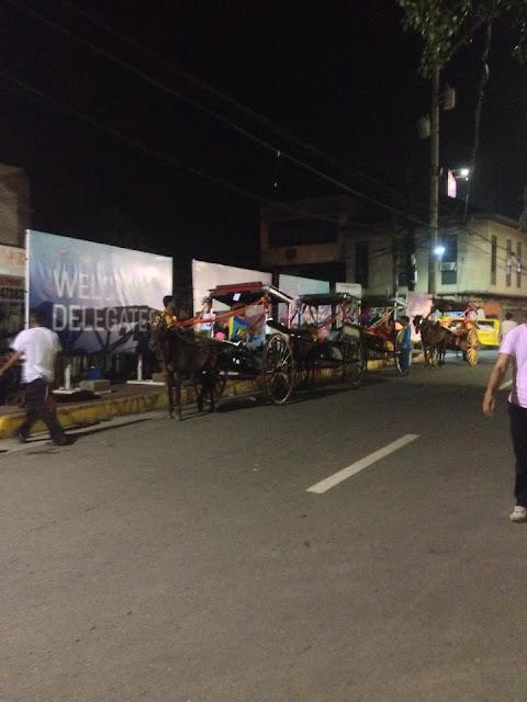 What To Do in Cebu for a Dollar: ride Tartanillas
