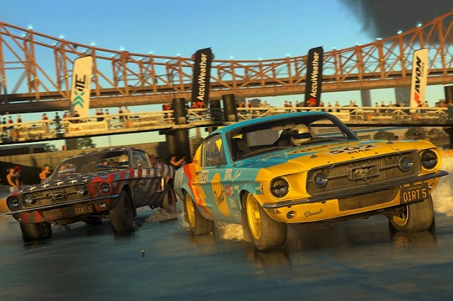 Dirt 5 Review   Overview   Gameplay