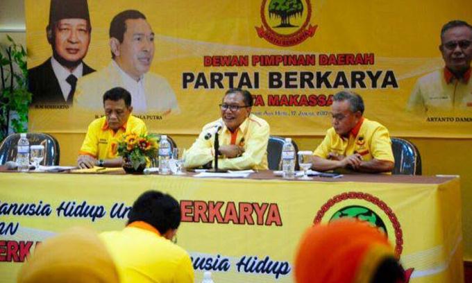 Partai Berkarya Makassar Kerahkan 1.600 Kader Galang Dukungan IYL-Cakka