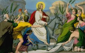 Beautiful Palm Sunday Animated Gif For Family
