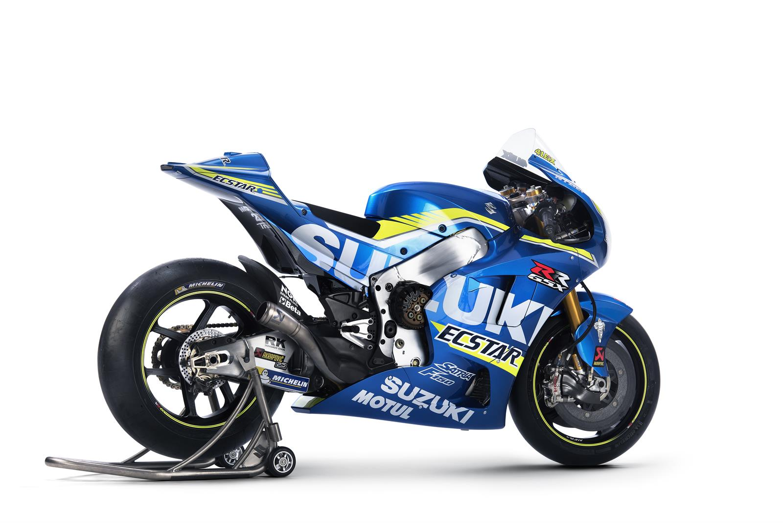 Planet Japan Blog: Suzuki GSX-RR Team Suzuki Ecstar MotoGP 2016