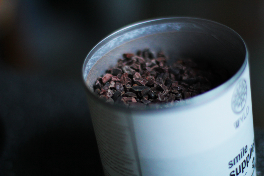 smile supplier cacao nibs wyld raw food