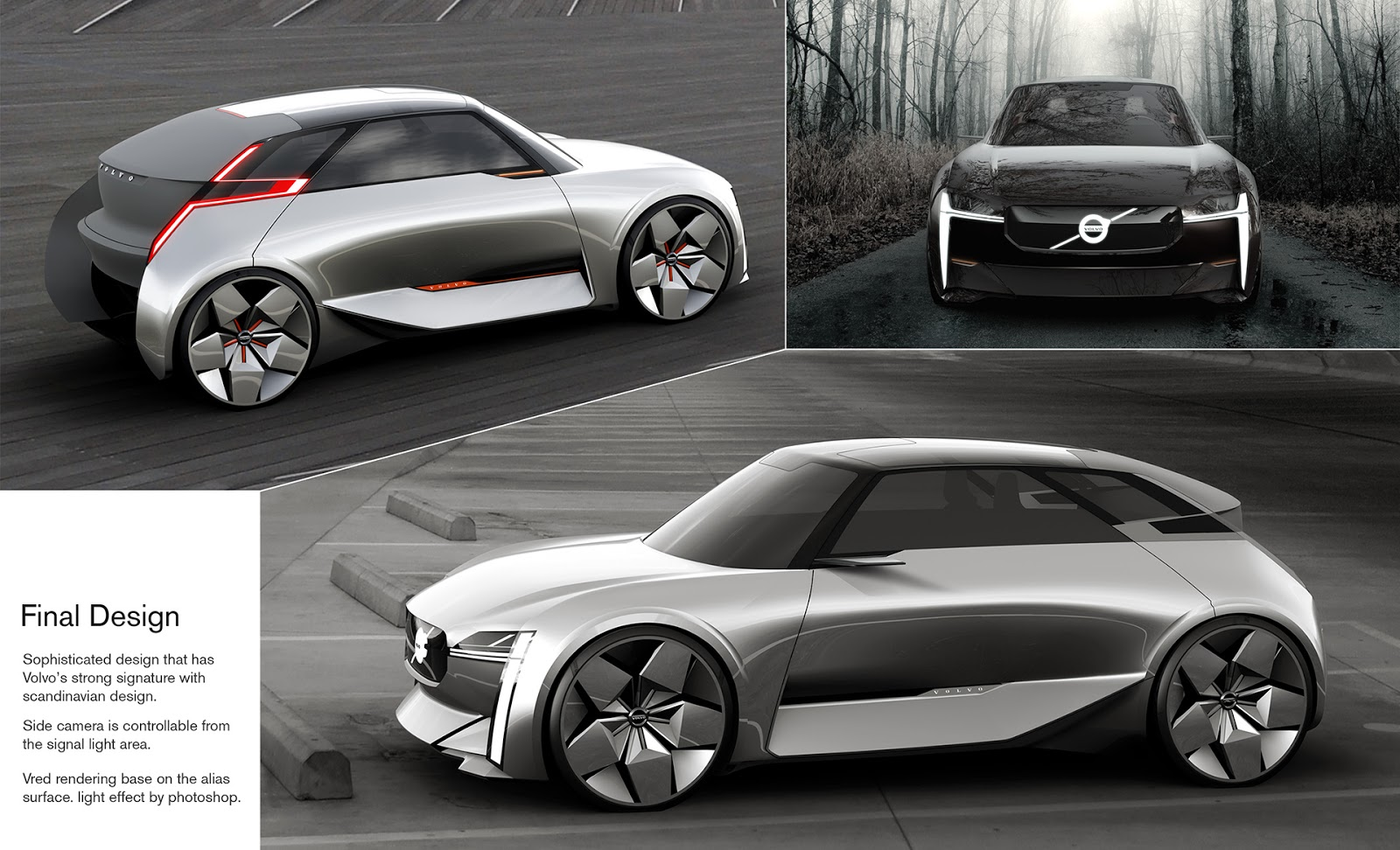 Volvo Could Absolutely Nail A Tiny Electric City Car