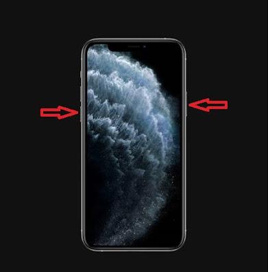 cara menghidupkan iPhone 11