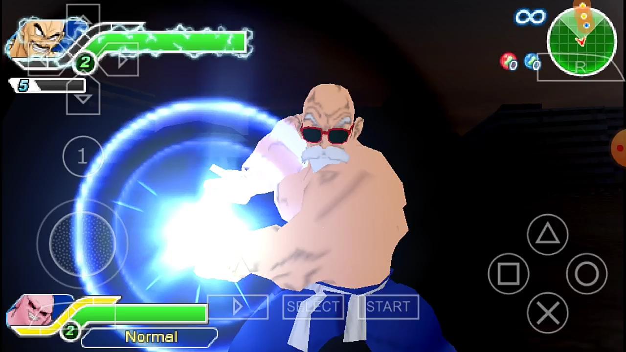 Dragon Ball FighterZ Master Roshi