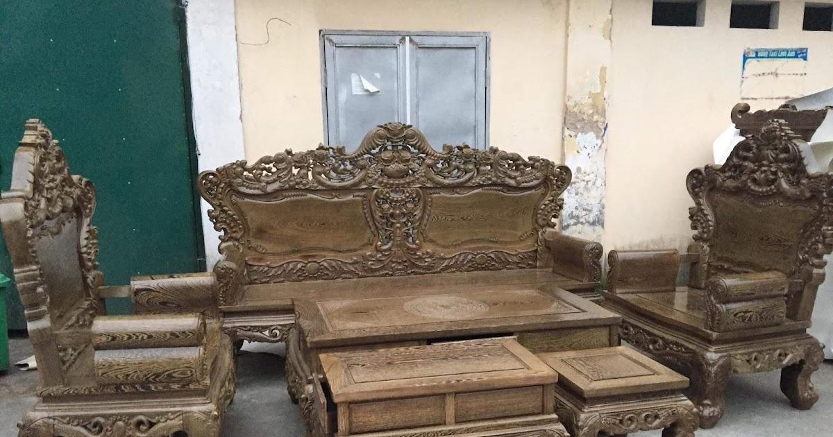 Mẫu Bàn Ghế Phòng Khách Hoàng Gia Cao Cấp