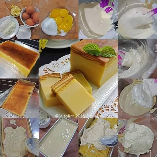 Resep Dan Cara Membuat Lapis Prancis Atau Kue Sabun Masak Za Biar Sehat