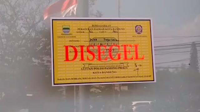 """Pemkot Bandung Segel Sejumlah Gerai McDonald's """"Lantaran"""" timbulkan kerumunan"""
