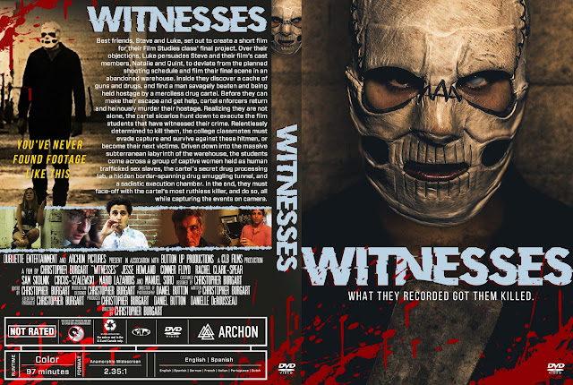 Witnesses DVD Cover