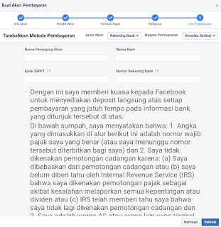 menu pembayaran instan article facebook