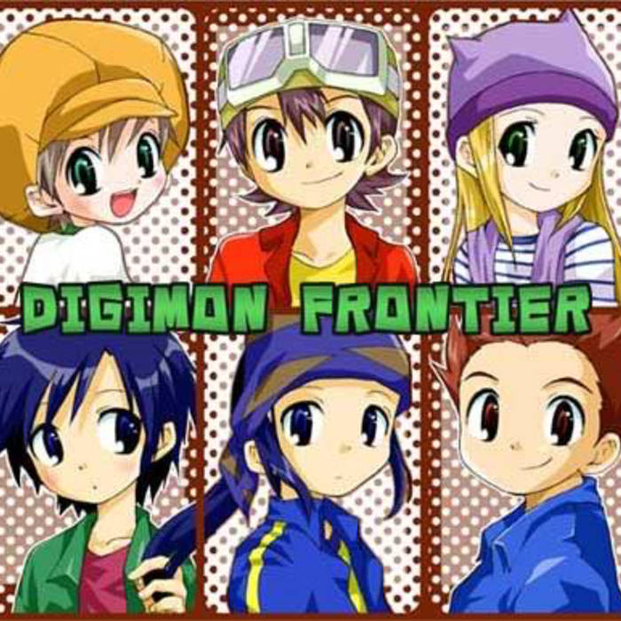 Digimon Frontier Subtitle Indonesia