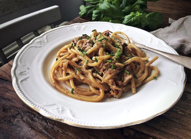 vegaaninen pasta