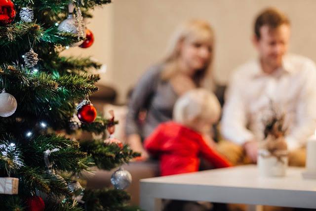 Na Święta podaruj dziecku siebie