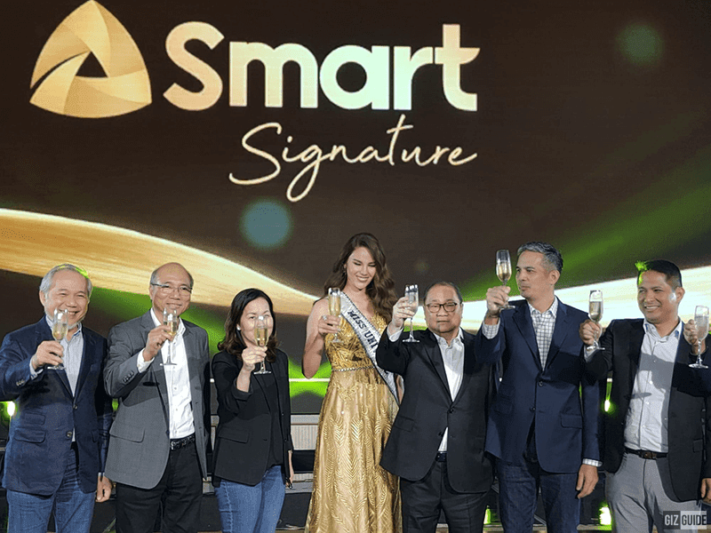 Smart's new Signature postpaid plans comes with more data than ever