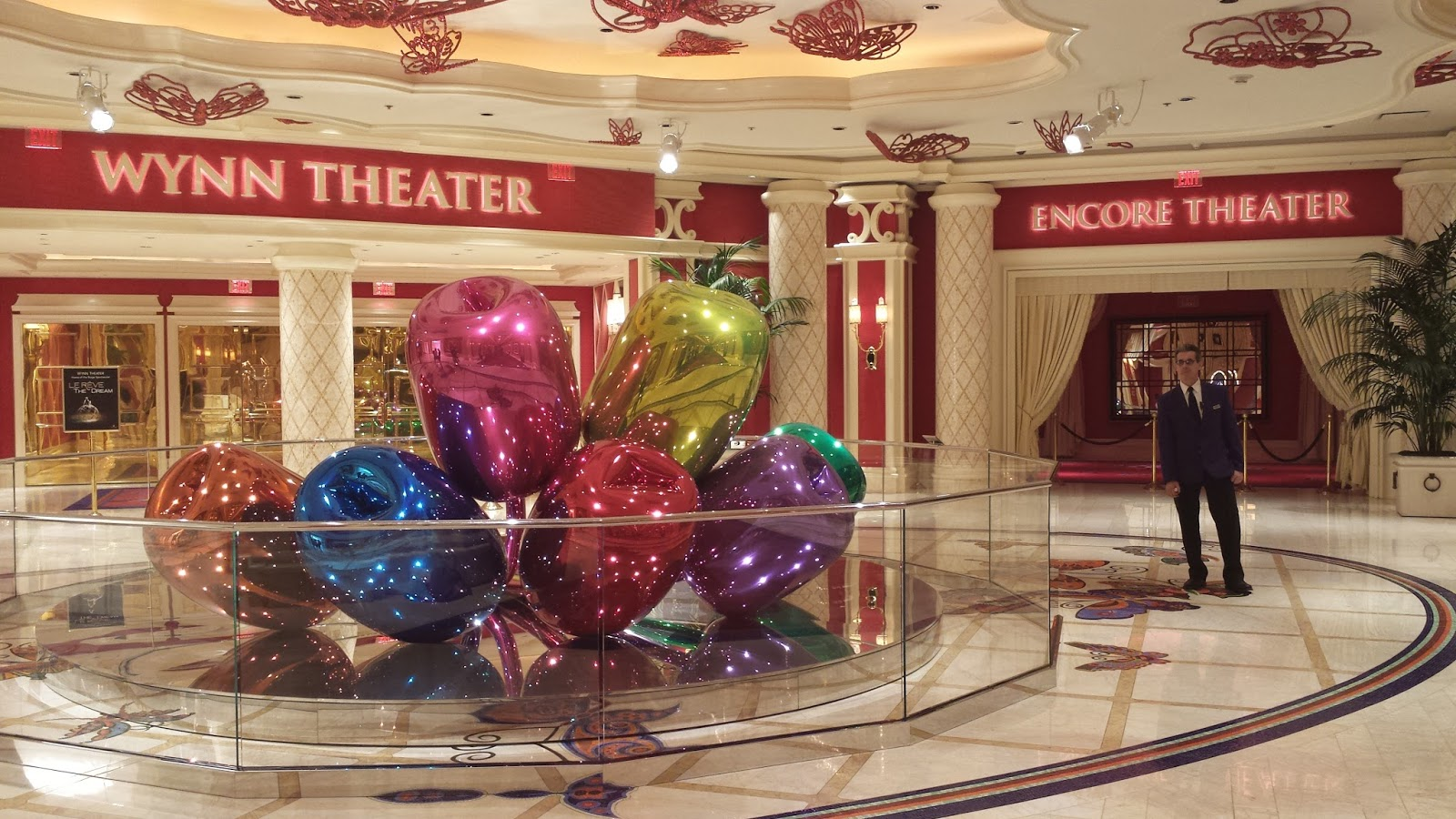 Wynn e Encore Theater