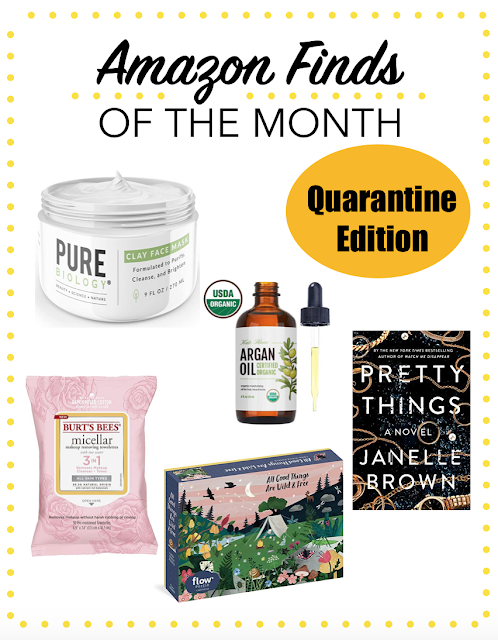 April Amazon Finds Quarantine