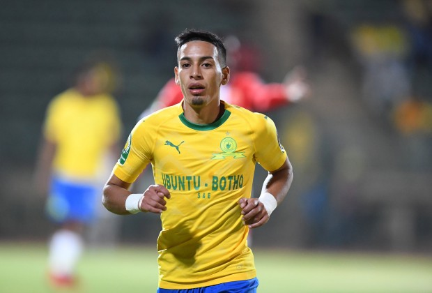 Mamelodi Sundowns' star attacker Gaston Sirino