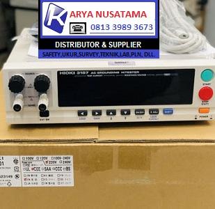 Jual Ground Bon Tester Hioki 3157-01 di Sumatera