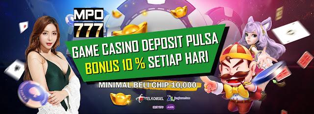Mpo777Game Situs Game Pulsa Gratis FreeChip Online