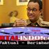 Gubernur DKI Jakarta Anies Baswedan Tegaskan Tak Akan Ikut Campur Pengisi Posisi Wakilnya