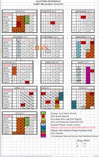 Download Kalender Pendidikan 2016/2017 SD/SMP/SMA/SMK, Download Kalender Pendidikan 2016/2017, Kalender Pendidikan RA/Madrasah Tahun Pelajaran 2016/2017 pict
