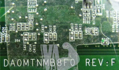 Toshiba C40D-A PSCDUL AMD SNGGLECHIP DA0MTNMB8F0 REV.F Laptop Bios
