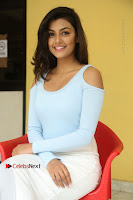Anisha Ambrose Latest Pos Skirt at Fashion Designer Son of Ladies Tailor Movie Interview .COM 0997.JPG
