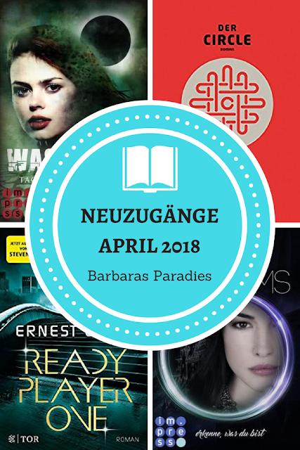 Neuzugänge April 2018
