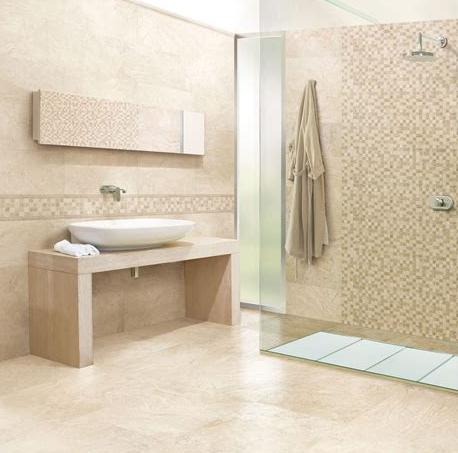motif keramik dinding kamar mandi minimalis elegan terbaru 2018
