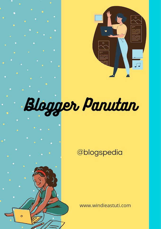 Blogger Panutan