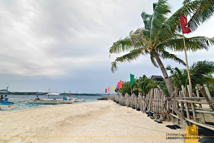 Boracay Island Hopping Crystal Cove Beach