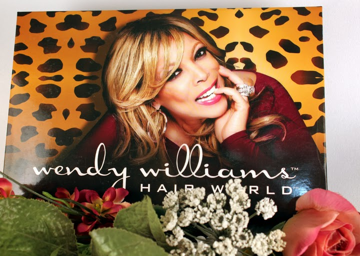 """Wendy Williams Hair World """"Monica Synthetic Wig"""""""