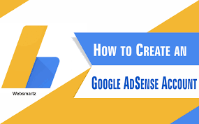 how to create Google Adsense account for website blog