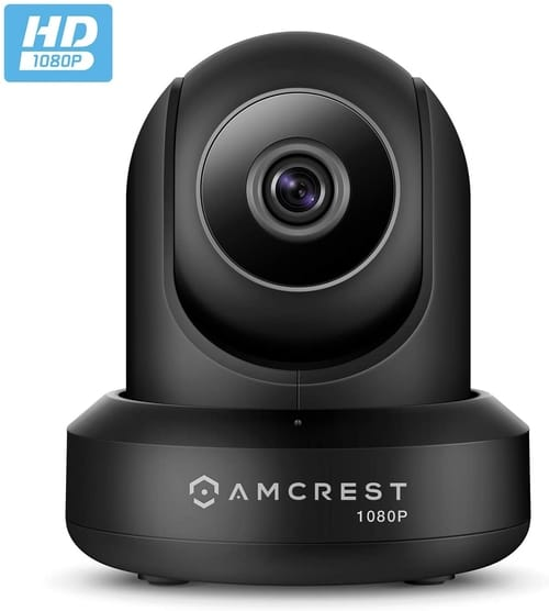 Review Amcrest IP2M-841B ProHD 2MP 1080P WiFi Camera