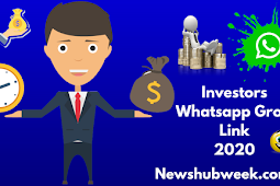 Join 50+ investors Whatsapp group links