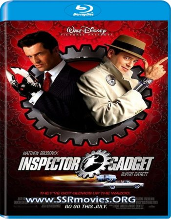 Inspector Gadget (1999) Dual Audio Hindi 720p BluRay