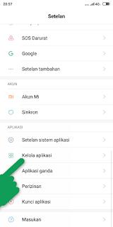 Cara Mudah Memperbarui Aplikasi di HP Xiaomi Redmi
