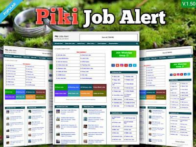 Piki Job Alert