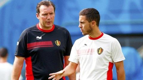 Phong độ kém cỏi của Hazard