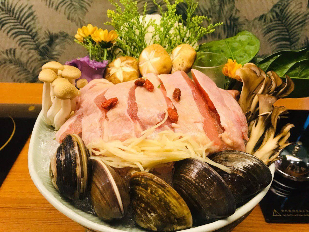 喜園涮涮鍋 私房滷肉飯