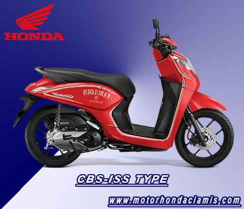 DP Motor Honda Genio Ciamis