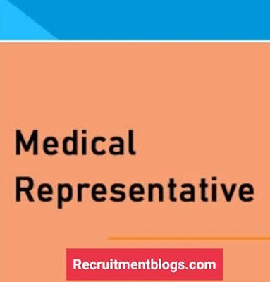 Fresh and Experienced Medical Representatives Vacancies in Egypt